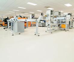 Kontakt - Madera industrijski podovi