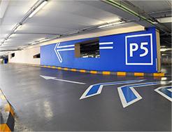DECKSHIELD poliuretanski sistem za otvorene i zatvorene parkinge i garaže